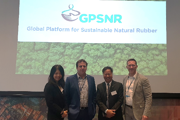 PEFC REPRESENTS SMALLHOLDERS AS A FOUNDING MEMBER OF THE GLOBAL PLATFORM FOR SUSTAINABLE NATURAL RUBBER AT INAUGURAL GENERAL ASSEMBLY