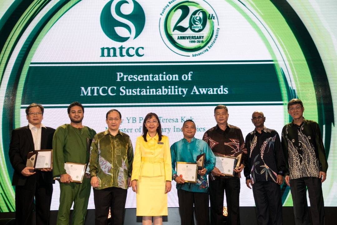 MTCC Celebrated Sustainability Efforts with Awards and Anniversary Dinner