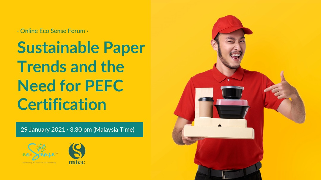 Online Forum on Sustainable Paper Trends and PEFC Certification